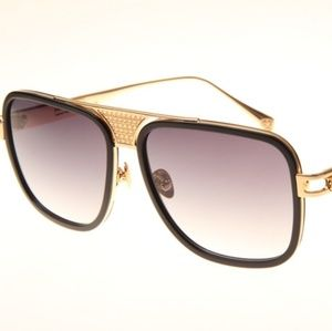 Other - Maybach 'The Premier' Gold Sunglasses
